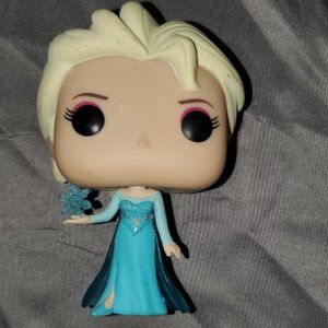 Elsa From Frozen 4 Inch Funko Pop Not in Packaging
